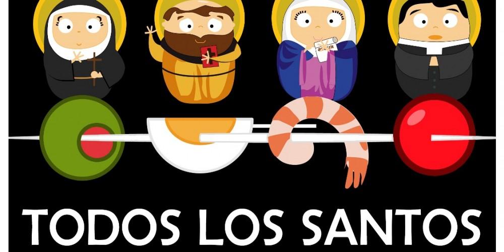 """VI CONCURSO DE TAPAS """"TODOS LOS SANTOS"""""""