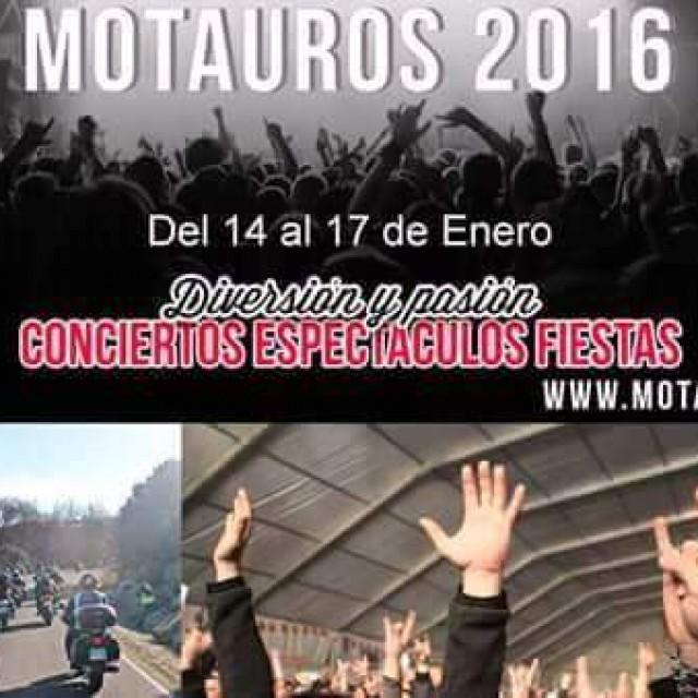 XVI CONCENTRACIÓN MOTORISTA INTERNACIONAL DE INVIERNO