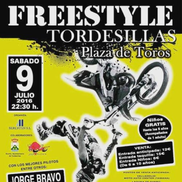 FREESTYLE TORDESILLAS